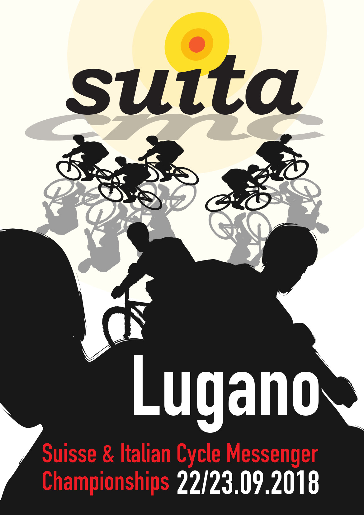 Suisse & Italian Cycle Messenger Championship Lugano 22/23.05.2018